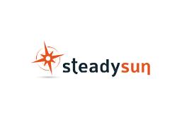 SteadySun logo