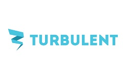 Turbulent logo