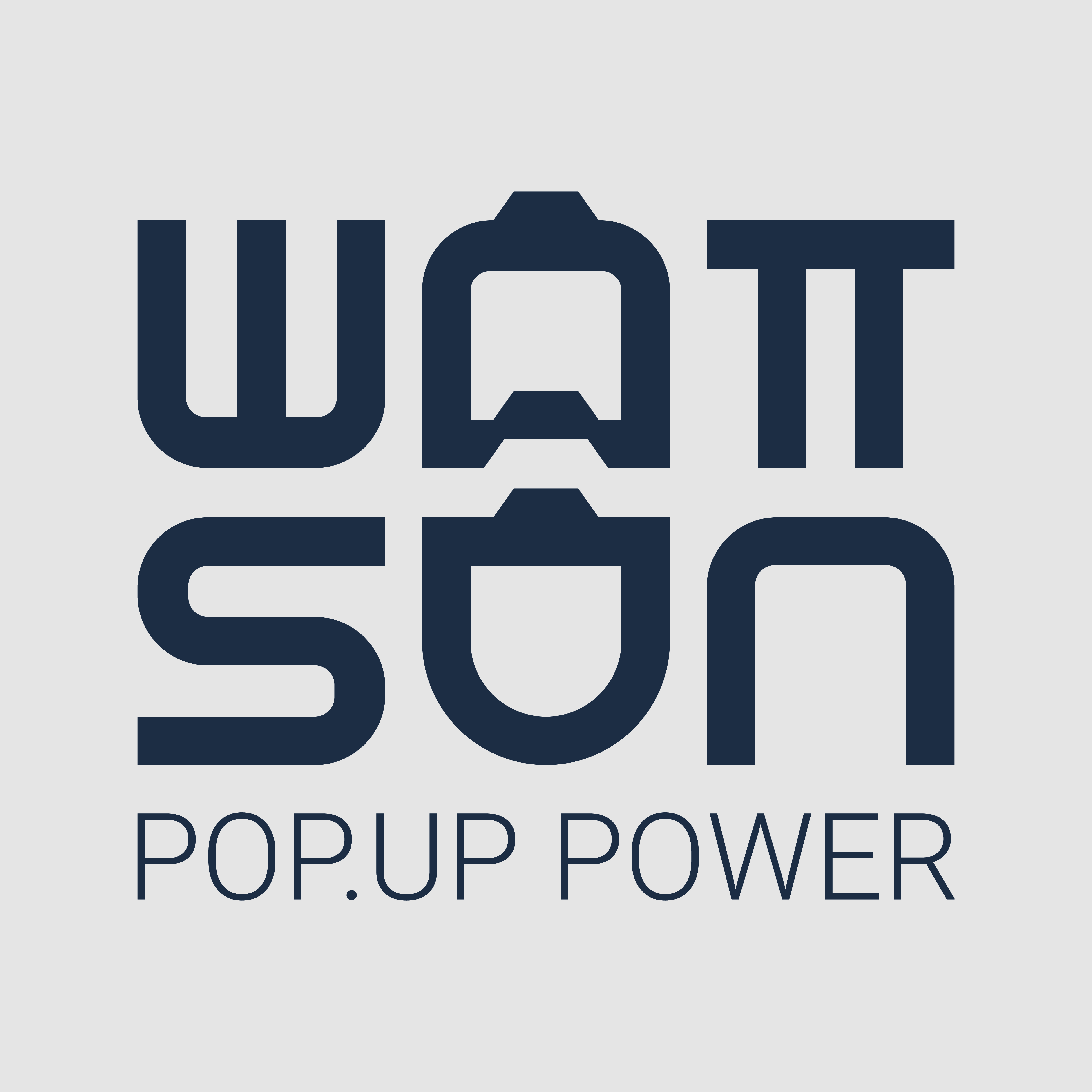 Wattsun Pop-Up Power logo