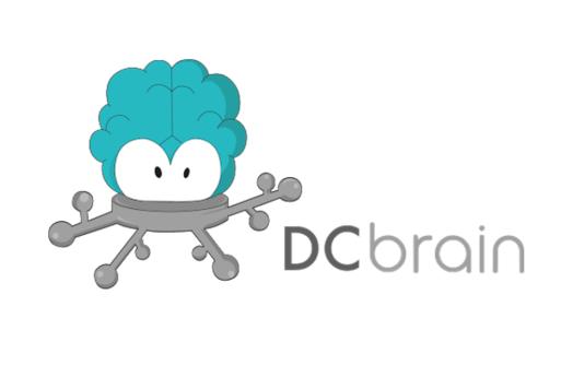 DCbrain logo