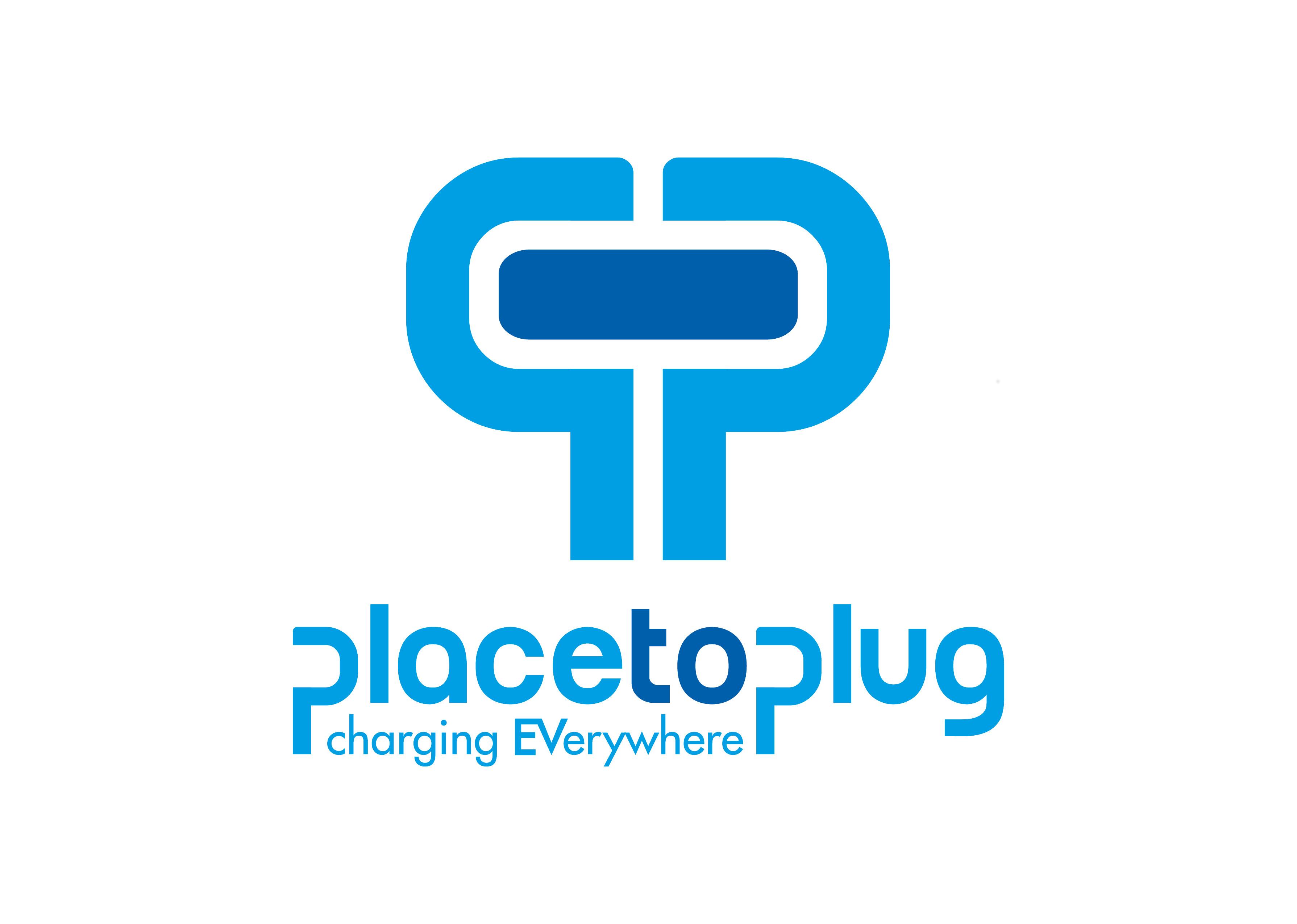 Place to Plug logo