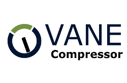 Vane Compressor logo