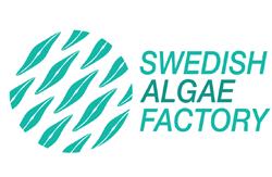 Swedish Algae Factory logo
