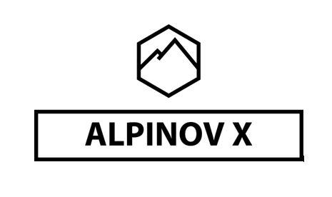 ALPINOV X logo
