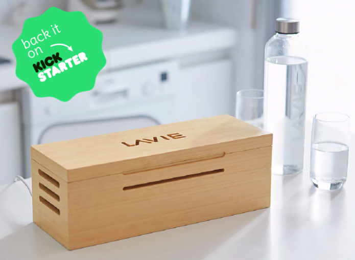 "After the spotlights of the CES in Las Vegas, ""LaVie"" is now on pre-sales on Kickstarter"