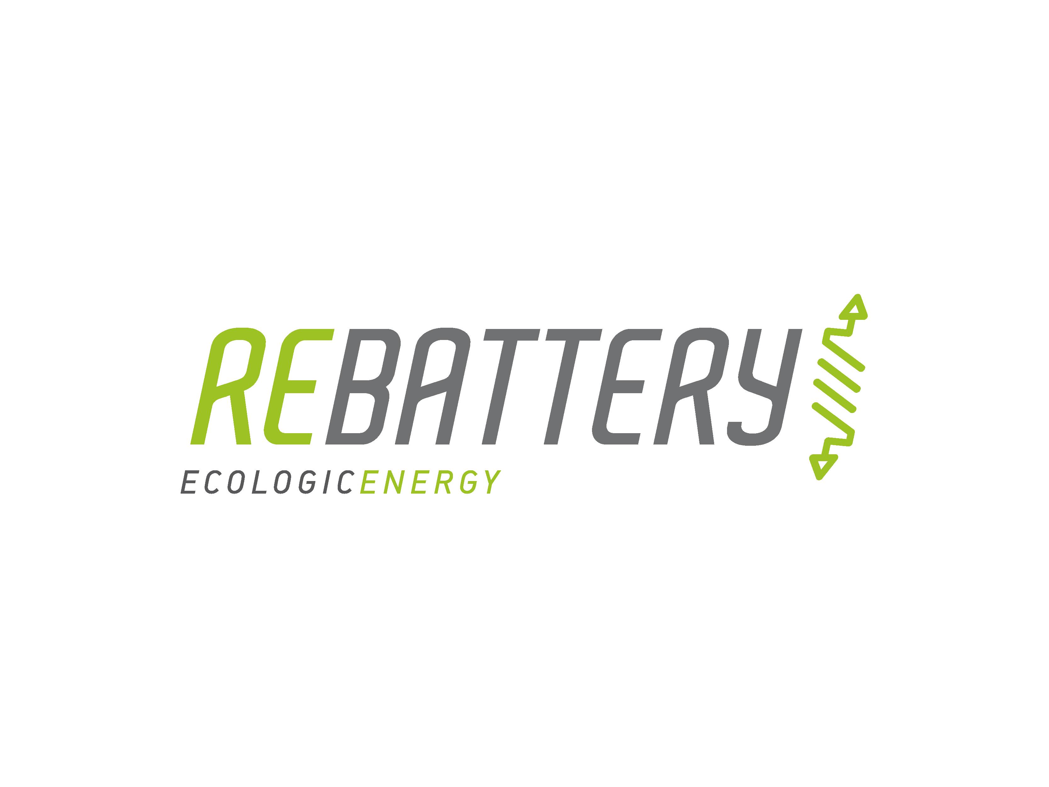REBATTERY – ENERGY REVIVAL logo