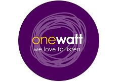 OneWatt EARS logo