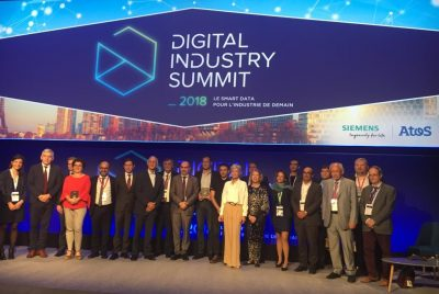 Smart energy: Energiency wins the Digital Industry Awards 2018