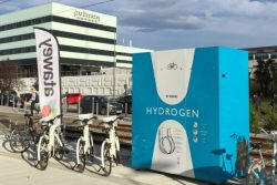Start-up Atawey partners with ENGIE Cofely on hydrogen-powered mobility project