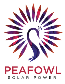 Peafowl Solar Power logo