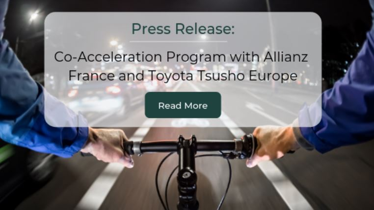 eBikeLabs develops a co-acceleration programme with Allianz France and Toyota Tsusho Europe