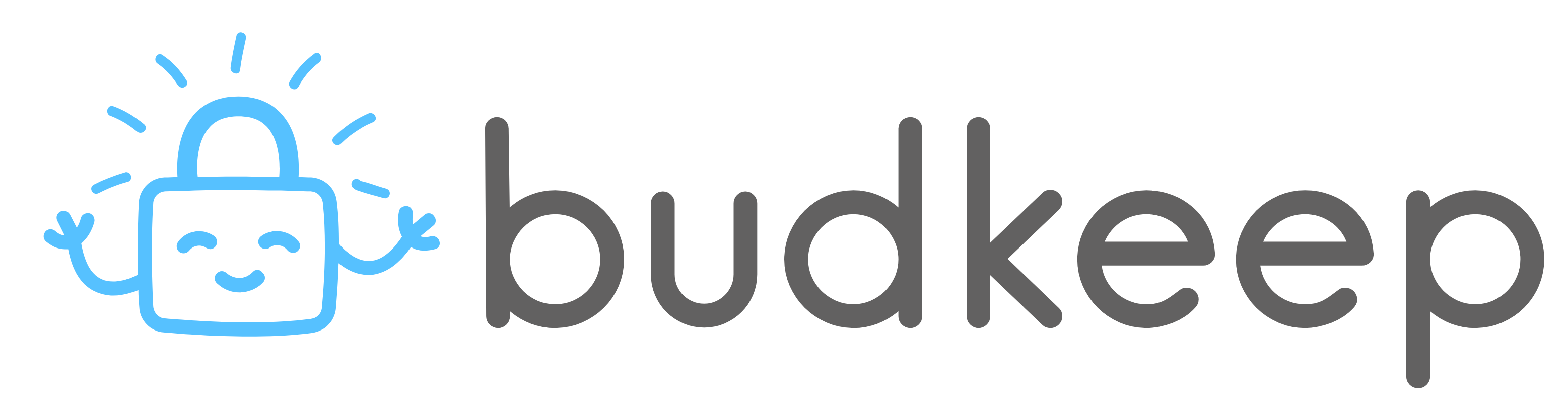 Budkeep logo