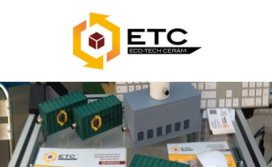 Eco-Stock® inauguration by Eco-Tech Ceram
