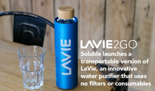 Solable launches LAVIE 2GO