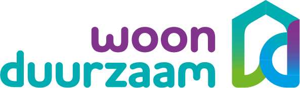 Woon duurzaam logo