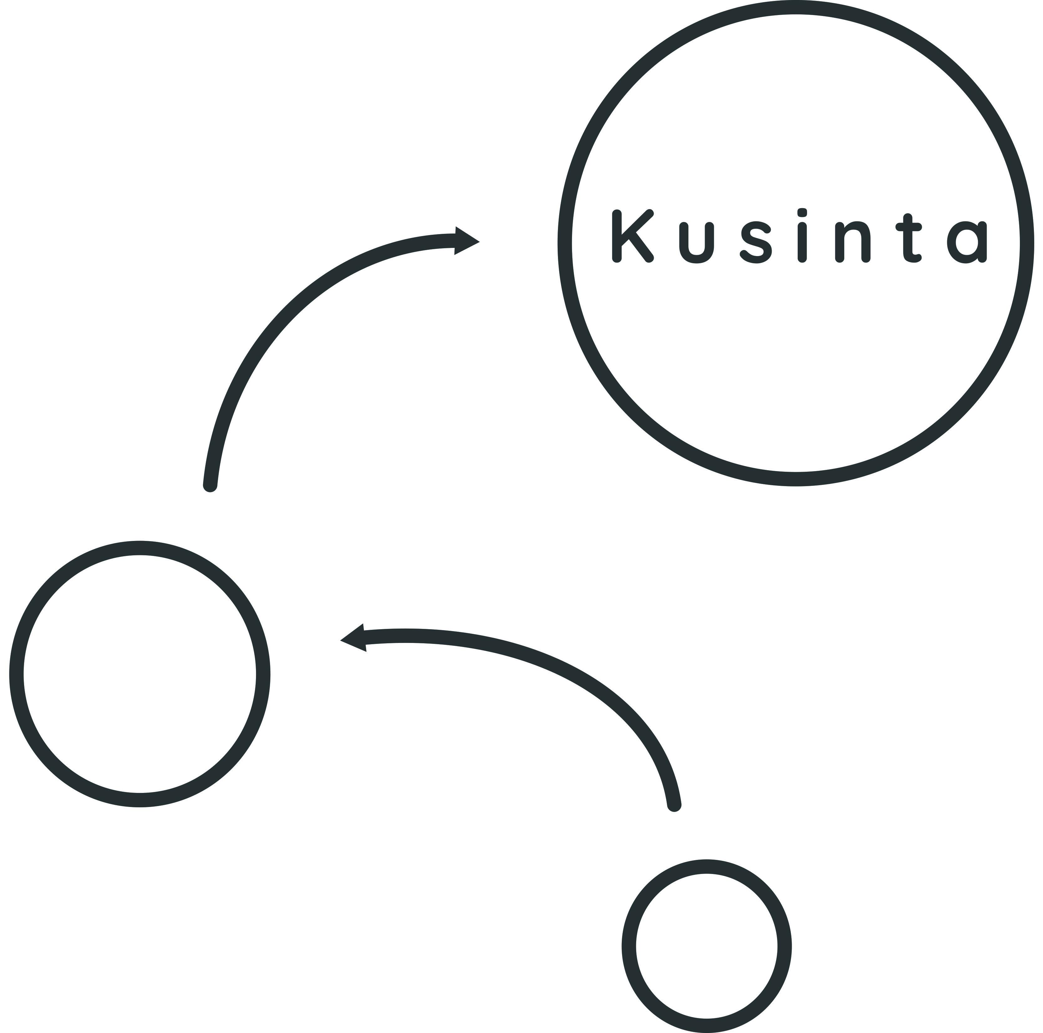 Kusinta logo