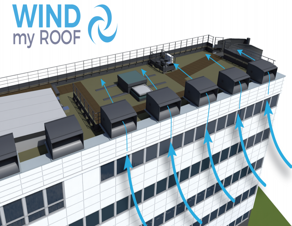 EIT InnoEnergy is welcoming a new start-up: Wind My Roof and their WindBox